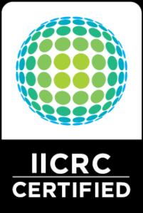 IICRC Certified Company Logo
